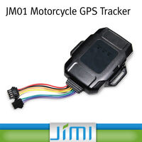 China Top 1 GPS tracker JM01 waterproof tracking device with SOS Button and Remote Engine Cut Off Function