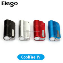 2015 OLED display Innokin Itaste coolfire IV Cool Fire 4 with 2000mah VV VW Mod 40W coolfire IV Wholesale