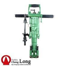 mining machine drill hole hand hold machine rock drill air leg