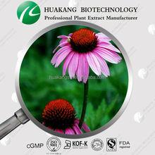 Hua Kang Low price Echinacea Purpurea Extract, Echinacea herb P.E.