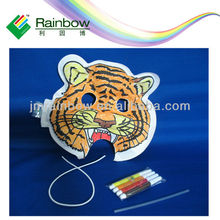 Color Inflatable Mask