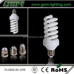 Manufactures In China, E27 Spiral Bulb