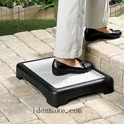Half Step Elderly Care Products Slip Resistant Outdoor