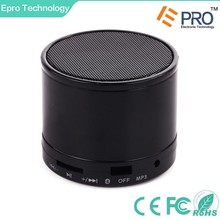 Enhanced Bass, Support Micro Tf Card Mini portable bluetooth speaker S10 with FCC, CE, ROHS Approval