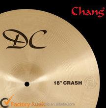 Chang B20 18'' Crash Cymbal Kids Cymbals For Sale
