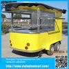 Steet vending machine food cart/trailer/van/kiosk mobile camp kitchen trailer