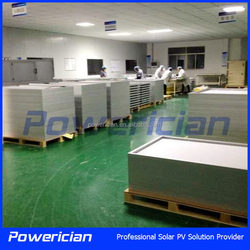 250Wp A Class Poly Solar Panel for On Grid System Grid Tie System In Stock