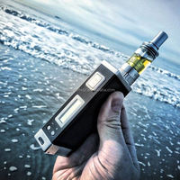 Innokin solid and simple spain e cigarette iTaste MVP 3.0 with large battery capacity