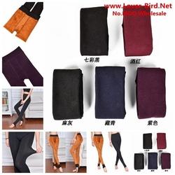 Hot Sale Promotion 2015 New Arrival Women Leggings Casual Warm Winter Faux Velvet Legging leggins