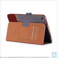 Handholder Flip Wallet Stand Leather Case Smart Cover For Apple Ipad Mini 4