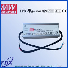 Meanwell LED drivers CLG-150-12A 12V 150W IP67,3 years warranty