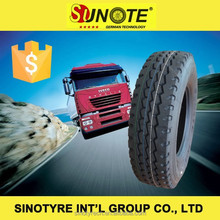 Alibaba China Trade Assurance heavy duty truck tyre/tire 315 85R22.5 suitable for minning