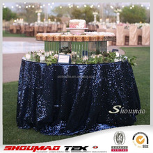Chinese fancy embroidery designs for sequin tablecloths