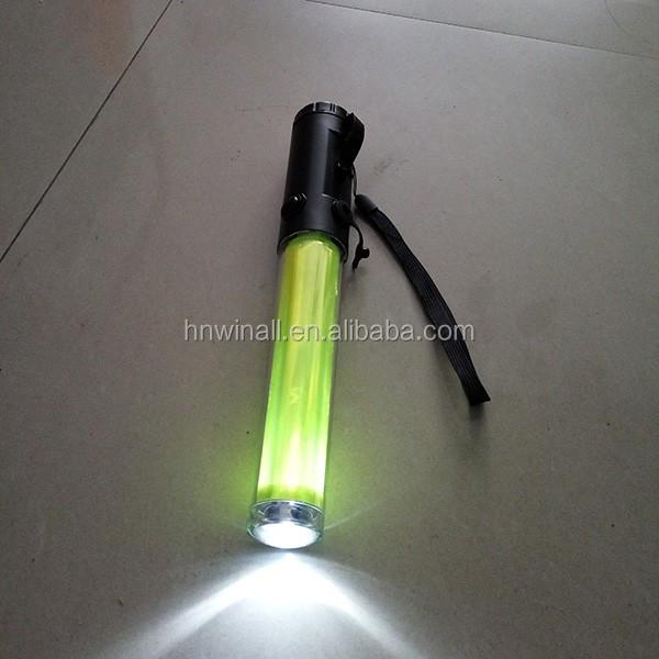 Piccolo led lampeggiante luce della torcia per la segnalazione ...
