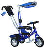 China three wheel tricycle pedal power children tricycle with roof