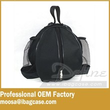 Professional Sports Basketball mesh side drawstring bag