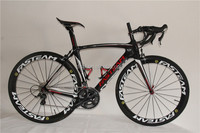 Super light!High quality complete carbon fiber road bike with Original 6800 groupset 11s carbon fiber racing bike cheap selling!