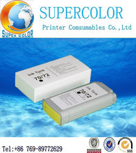 Supercolor Hotsale For HP Designjet Z2100 Z5200 Compatible Ink Cartridge With Original