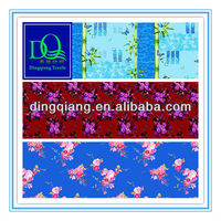 imitation of fabric cotton micro printed fabric for bedsheet fabrics textile
