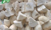2015 new corp IQF Champignon Mushrooms quarter