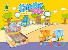 2012 Hot train sharpener candy toys