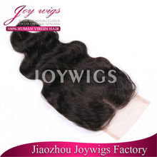 "6""X6"" Lace Closure in Stock, remy lace front closure piece with baby hair"