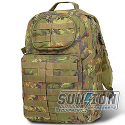 Military Tactical Backpack with Metal Frame/Army Backpack