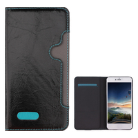 Best selling products OEM flip leather case cover for nokia lumia 520