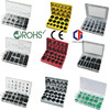 O-Ring Kit Box TC NBR/HNBR/VITON O-Ring Kit Box
