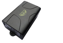 GPS 104 Powerful Magnet Long Battery Life GPS Tracker TK104 in Deep Sleep Mode, Start Work at Specific Time