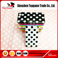 Polka dot wave point cover case For Blackberry Z10
