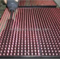 Silicone potting compound for super slim LED panel adhesive