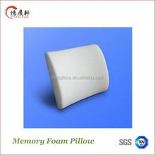 Humanized design excellent PU sponge back support cushion