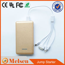 Manufactory certificate light lithium ion battery model multi-function diy jump starter car power banklithium battery car jump s