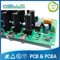 PCB manufacturing process with strict quality system