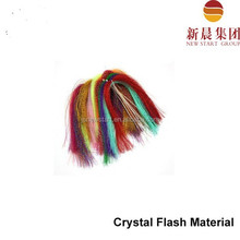 Wholesale Bulk Crystal tying material ,Tinsel fly material