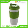 16oz promotional double wall plastic starbucks coffee cup RH124-16