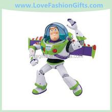 Toy Story potencia Blaster Buzz Lightyear figura de acción