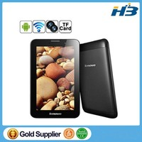 Original Lenovo A3000 MTK8389 1.2GHz Quad Core 1GB 4GB 7.0 inch 600 x 1024 3G Phone Call Voice function Android 4.2 Tablet PC