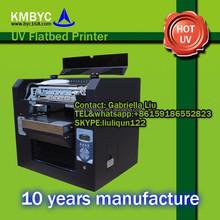 BYC168-2.3 led mini uv led inkjet printer kmbyc guangzhou branch office inkjet printer