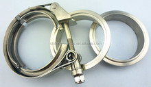3.5'' Customized service cnc machining metal v band clamp
