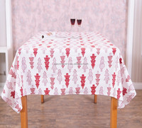 printed linen tablecloth/oriental design tablecloth/tablecloth covers