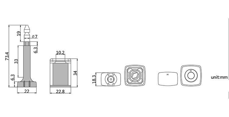 TX-BS404 CAD