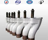 Concrete pump parts Putzmeister S valve 80 90