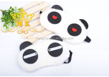 Panda Shape Sleeping Cover Eye Mask