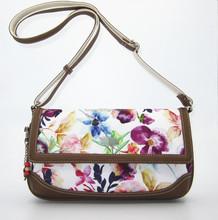 Hot fashion Nylon print lady shoulder bag