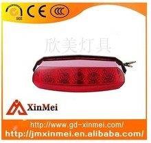 The factory wholesale price of motorcycle rear lights LED taillights jialing xm14-006
