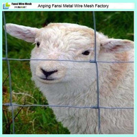 Galvanized high tensile 80/8/15 sheep fence manufacturer