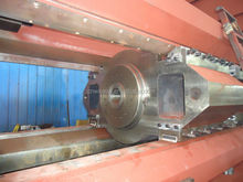 aluminum extruder machine