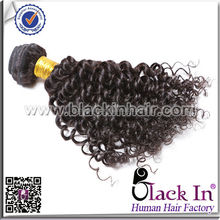 Bleachable And Dyeable 100% human afro kinky braiding hair decoration